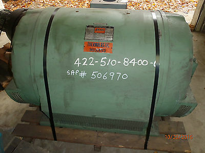 500 Hp Westinghouse Electric Motor 3550 Rpm 4000 Volts 583-h Frame