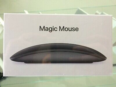 Space Grey Apple Magic Mouse 2  BRAND NEW Factory Sealed MRME2LL/A