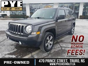 2016 Jeep Patriot PATRIOT NORTH 4WD