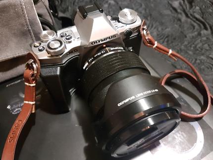 Olympus OMD EM5 MARK 2 plus Olympus 12-40 2.8 Pro Lens, lots extr