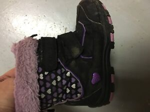 Thinsulate winter boots size 10