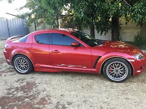 2004 Mazda RX-8 Coupe Broken Hill Central Broken Hill Area Preview
