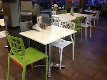 White Cafe table tops for sale Sydney Revesby Bankstown Area Preview