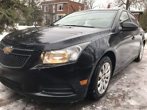 CHEVROLET CRUZE LT 2011 AUTOMATIQUE