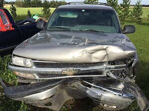 *PARTING OUT* 2001 Tahoe