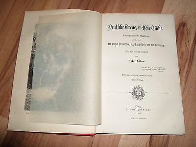 2 Bücher von 1866: Das Weltall. Die Erde und das Meer und das Reich der Luft.