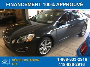 Volvo S60 T5 Level 2 Toit Ouvrant 2012