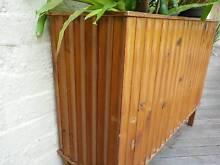 Multipurpose Shelf/Planter/Room divider Solid Pine Handcrafted Balwyn Boroondara Area Preview