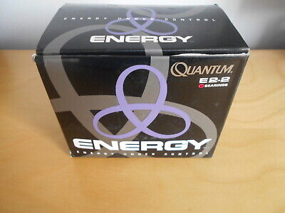 Fishing Reel Quantum Energy E2-2 new old stock      rods reels n deals for sale  Canada