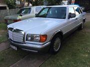 1988 Mercedes 300sel Gaythorne Brisbane North West Preview
