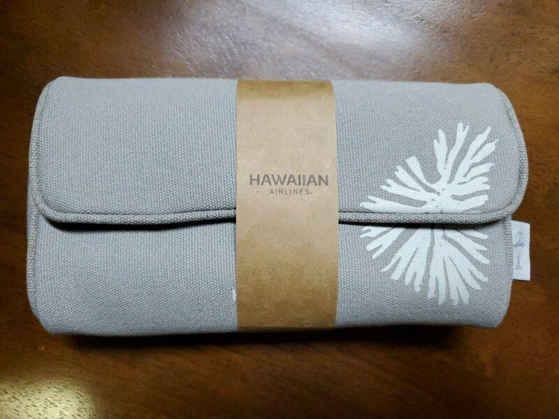 Hawaiian Airlines Amenity Kit Kealopiko Design New
