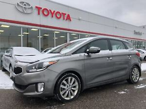 2015 Kia Rondo EX 5-Seater, Only 67174 km, Leather, Heated Seats