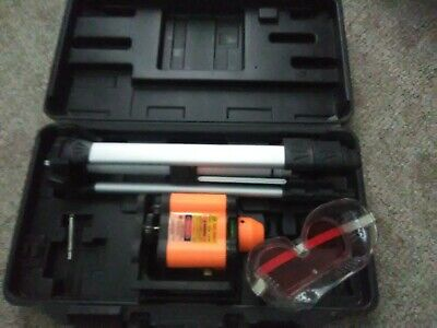 Professional Construction Rotary Laser Level Kit Self- Leveling For Excavation