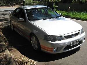 2007 Ford Falcon Sedan Panorama Mitcham Area Preview