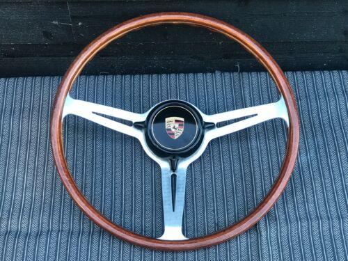 Porsche 356 B C Carrera Cabriolet Les Leston Steering Wheel Incredible 904 Gts