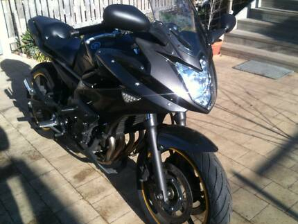 Yamaha XJ6 2009 Relbia Northern Midlands Preview