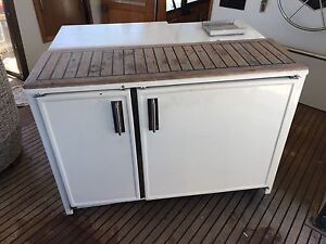 U-Tec marine fridge / freezer 46ltr 240V North Narrabeen Pittwater Area Preview