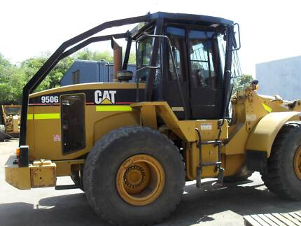 Loader hire Caterpillar 950G or938H