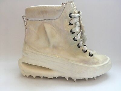 "CAROL CHRISTIAN POELL ""U-sole"" Titanium Insert Drip Sneaker AM/2685 P........CCP"