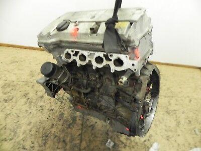 Mercedes CL203 C180 95kW M111 Motor Benzinmotor Triebwerk engine ohne Anbauteile