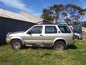 1996  bronze Nissan Pathfinder Brinkworth Wakefield Area Preview