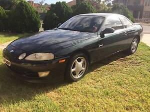 1991 Toyota Soarer Coupe Rostrevor Campbelltown Area Preview