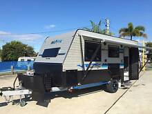 2016 Nextgen Greyline OFFROAD Ensuite Shower Toilet Caravan Clontarf Redcliffe Area Preview
