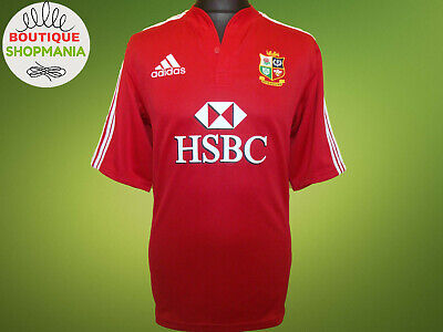 49b547b6643 BRITISH & IRISH LIONS HOME 2009 RUGBY UNION M ADIDAS RUGBY SHIRT Maillot  Maglia