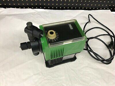 Alldos Metering Dosing Pump 205-30 V01p02 0.95gph 100psi