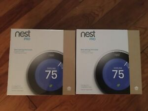 NEST Gen 3 Thermostats - Brand New In Box