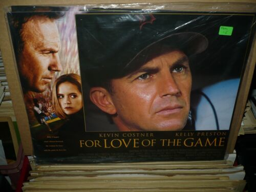 FOR LOVE OF THE GAME, NM orig sealed LCS (Kevin Costner, Kelly Preston) - 1999