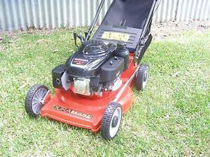"""LAWNMOWER x 5 (WHOLESALE LOT) - DURATECH DRM196 - 19"""" Alloy Deck Galston Hornsby Area Preview"""