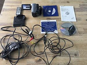 Sony Handycam DCR-SR85E Docklands Melbourne City Preview