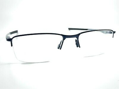Authentic Oakley Socket 5.5 OX3218-0352 Men's Matte Midnight Rx Eyeglass Frames