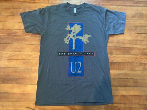 U2 The Joshua Tree American Apparel Shirt SIZE LARGE