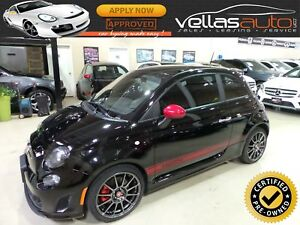 2015 Fiat 500 Abarth ABARTH  5SPD  BEATS BY DR DRE