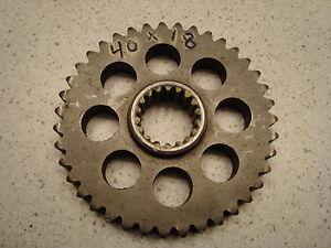 Yamaha-Gear-39-Tooth-11-Wide-18-Spline