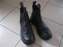 Mongrel Mens Work Boots~Steel/Toe Safety/Black Rambler Elastic S8 Kellyville The Hills District Preview