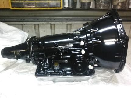 Vt commodore 5 Ltr V8 Gearbox