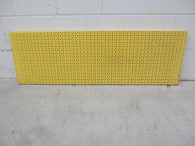 Rückwand Rundlochung H40, Länge:133 cm, Lochplatte, Werkzeugwand, Werkstattwand