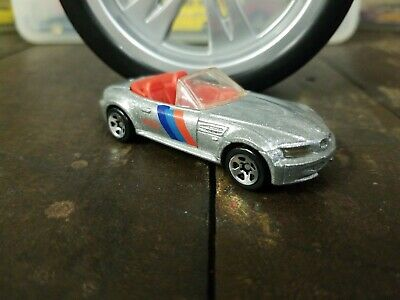Hot Wheels 1997 First Editions BMW M Roadster Silver