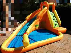 Auction air water slide jumping castle (NEW CONDITION) Ormond Glen Eira Area Preview