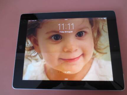 Ipad 3 wifi with cellular with $500.00 telstra call credit Macgregor Brisbane South West Preview