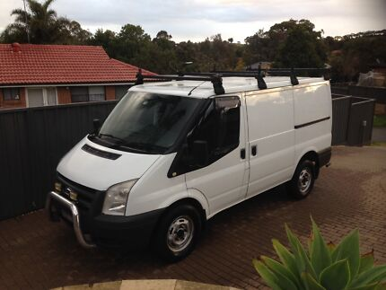 2007 Ford Transit Van diesel rare rear wheel drive Swb Eagle Vale Campbelltown Area Preview