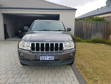2007 Jeep Grand Cherokee Limited ***24month warranty*** Ellenbrook Swan Area Preview