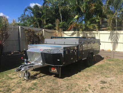 2018 MDC  RobsonXTT camper trailer  Forest Lake Brisbane South West Preview