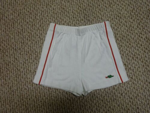 Vtg 80s Sears Girls Shorts  M (10-12) Alligator