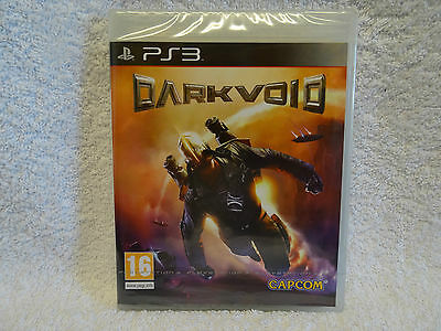 Dark Void - PlayStation 3 Game - * Brand New, Sealed * - UK Pal