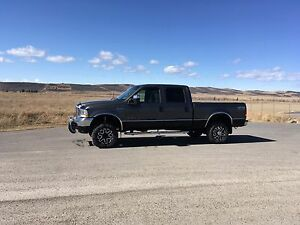 2002 F250 7.3l with Heavy Hauler transmission