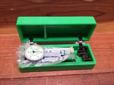 Vintage Federal Testmaster Dial Indicator T-1 .001 W Case Jeweled - B